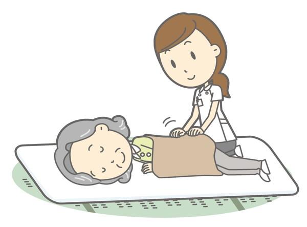 筋力の維持や麻痺の回復